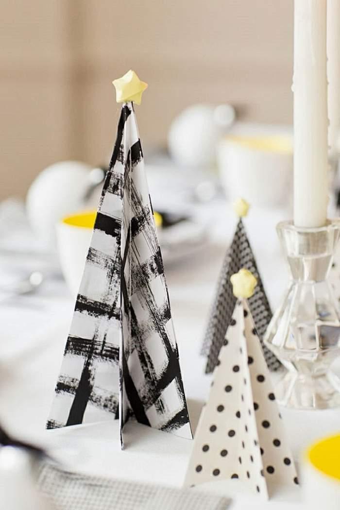 DIY de Navidad para decorar la mesa