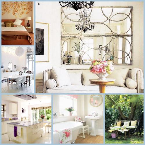 Sal n cocina comedor dormitorio y ba o m s un jard n - Cocinas y banos decoracion ...
