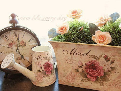 accesorios Shabby Chic