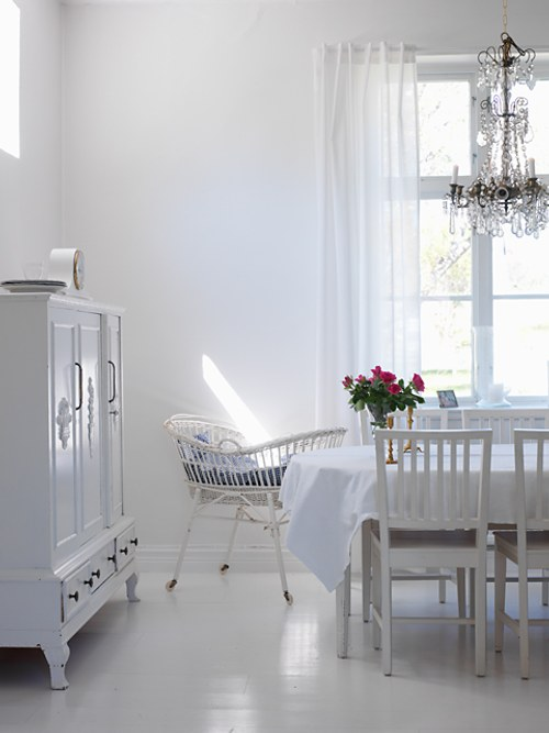 Ideas decorar con blanco