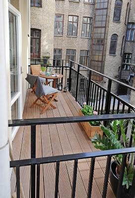 Tres soluciones a medida para patios y terrazas peque as for Jardineras para patios pequenos