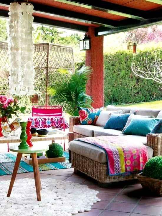 ambientes con colores y aromas