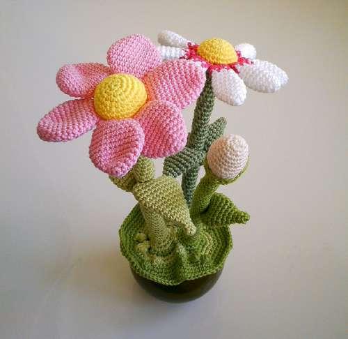 Ideas De Amigurumi : Ideas de Decoracion en Crochet - Decoracion.IN