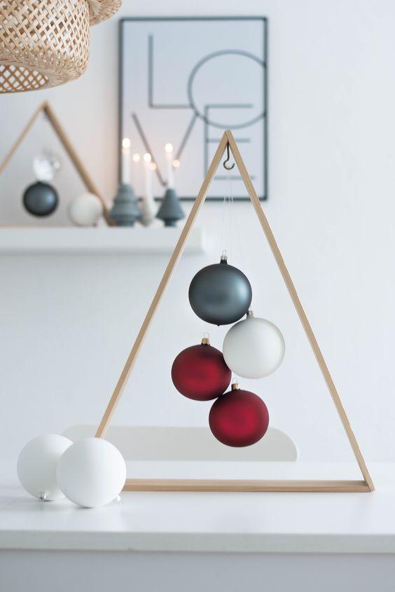 Ideas Navidad: árbol de navidad original