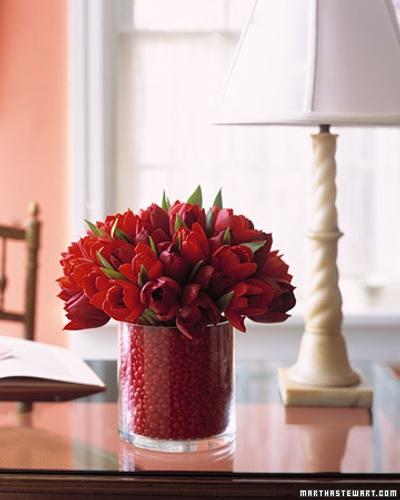 Arreglos Florales Y Centros De Mesa Para San Valent 237 N