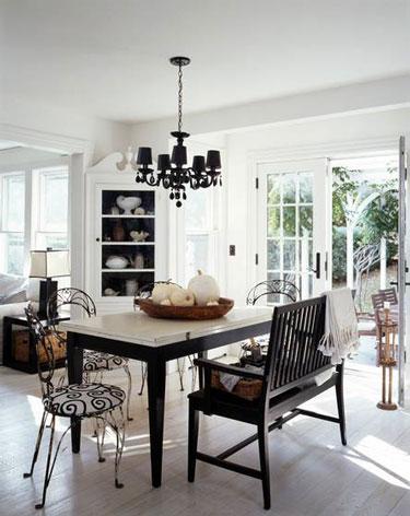 asientos del mismo material y diseño diferente