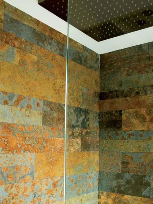 baldosas de pizarra para paredes y suelos