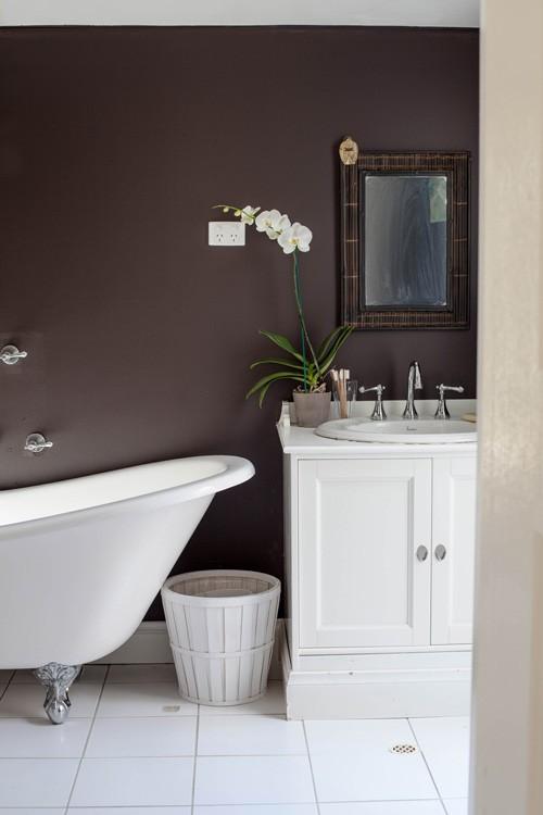 Decoracion Baño Elegante:bano-vintage-elegante – DecoracionIN