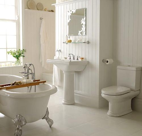 Baño Romantico Ideas:baños con estilo