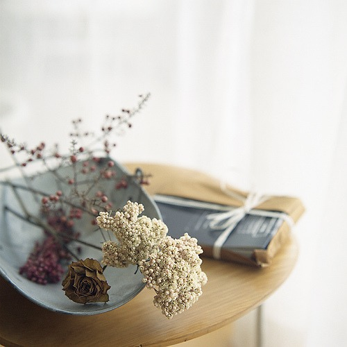 Buen finde flores secas para decorar decoracion in - Adornos flores secas ...