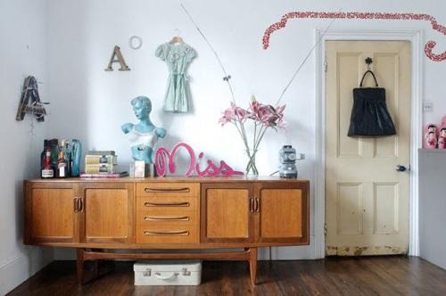 Detalles vintage y toques de color decoracion in - Detalles vintage decoracion ...