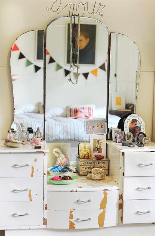 Una casa con personalidad vintage decoracion in for Decoracion casa vintage online