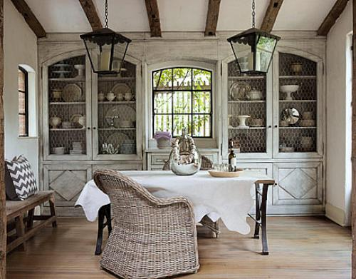 French shabby cottage chic bathrooms beach cottage shabby chic bedroom - Casa R 250 Stica Y Con Estilo Decoracion In