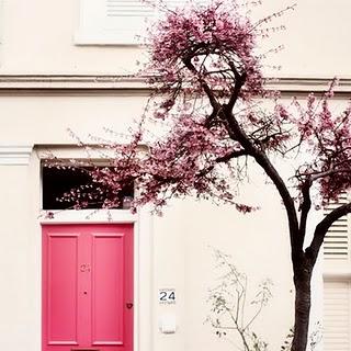 casas con entradas bonitas