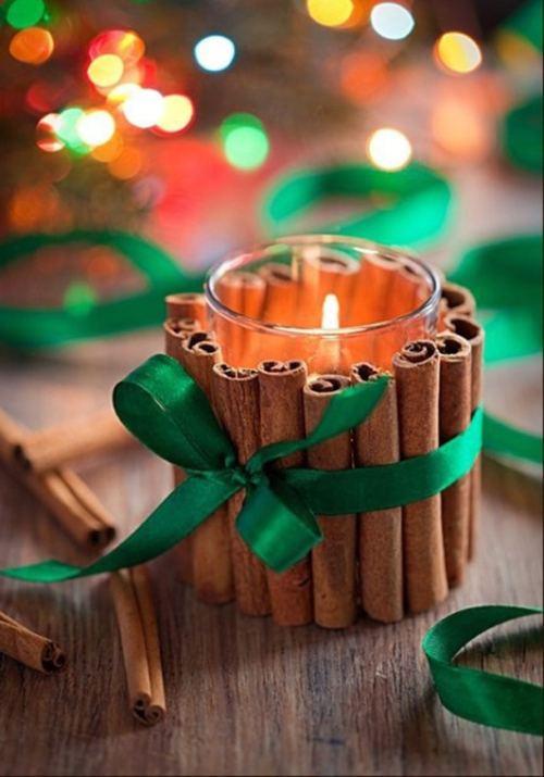 centros de mesa para decorar en navidad