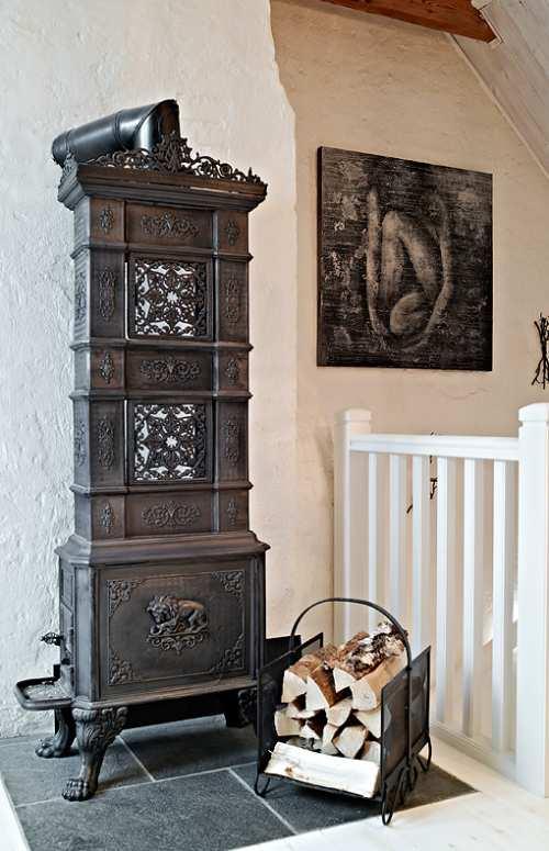 Idea Decoración con Chimeneas, un Diseño con Encanto - Decoracion.IN