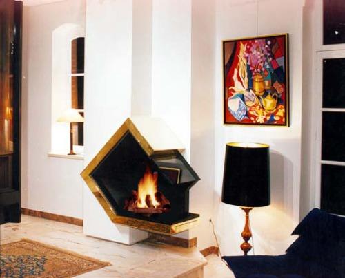 calefacción de diseño