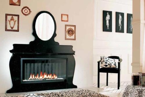 calefacción decorativa