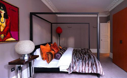 Cinco ideas para decorar un dormitorio elegante for Ideas originales para decorar un dormitorio