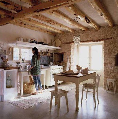 Decoracion de interiores rusticos imagenes – doitri.com