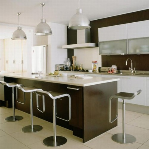 cocina contemporánea