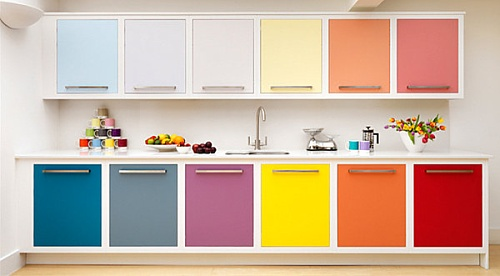 cocinas a todo color