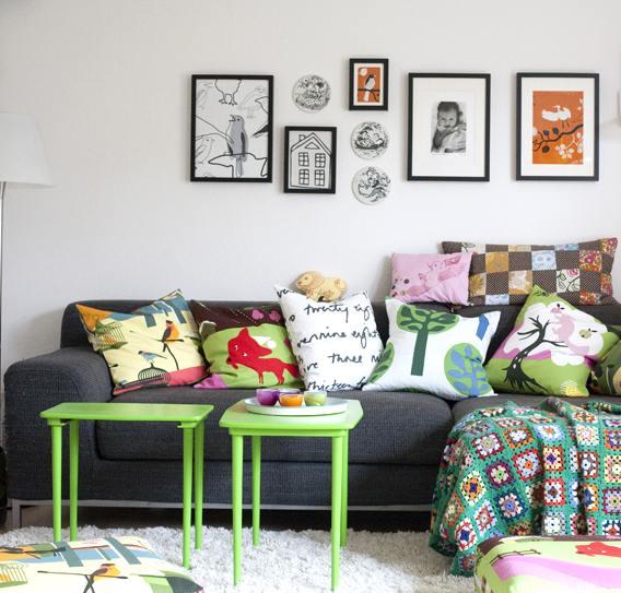 colores y tendencia para decorar