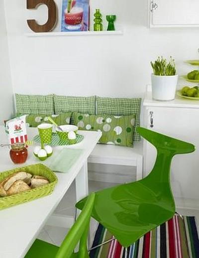 Comedores coloridos y con encanto decoracion in for Comedor diario decoracion