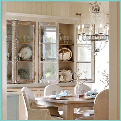 Comedores con candelabros o l mparas de ara a decoracion in - Decoracion de aranas ...