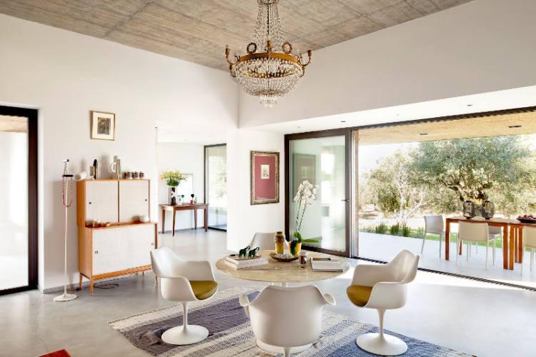cómo decorar con alfombras