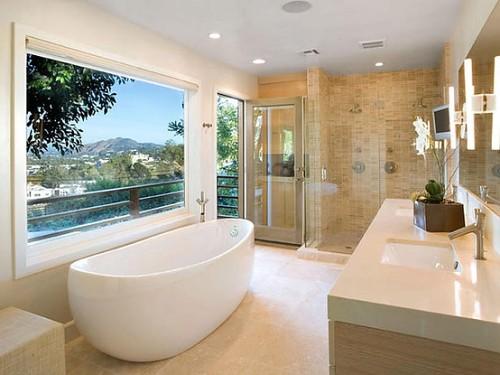 Decorar Un Baño Facil:Cómo Decorar con Colores Claros y Neutros el Baño – DecoracionIN