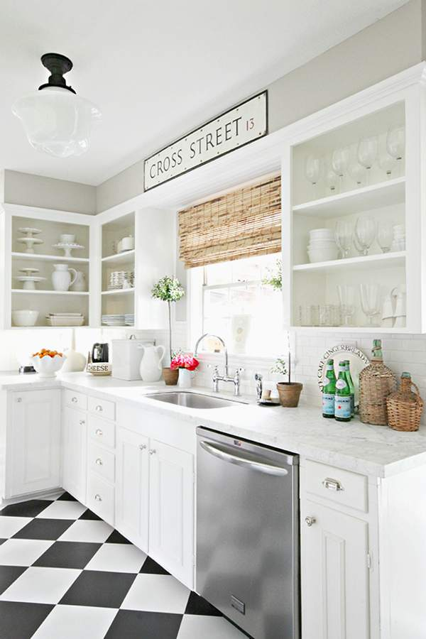 Detalles que suman encanto a la cocina decoracion in for Como amueblar una cocina