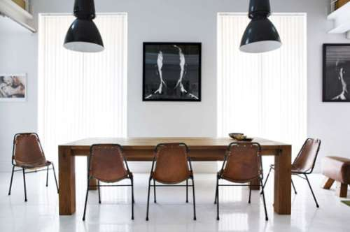 Mesas Y Sillas Vintage. Top Ideas Para Tener Un Comedor Vintage With ...
