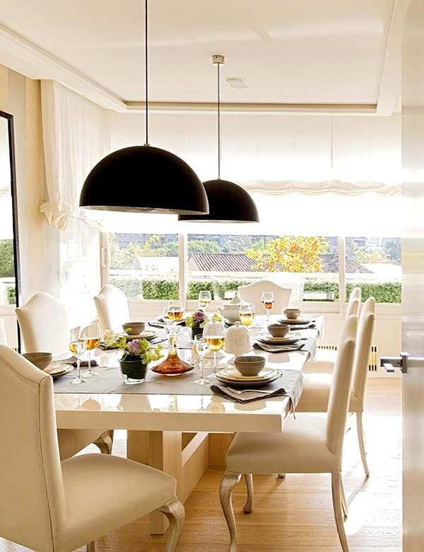 Comedores con estilo propio decoracion in - Como decorar comedor ...