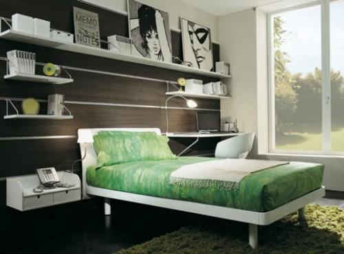C mo decorar cuartos de j venes con encanto decoracion in - Habitaciones juveniles con encanto ...