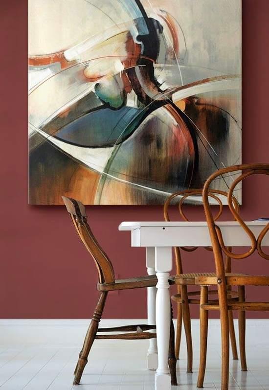 cómo decorar un interior actual y con estilo