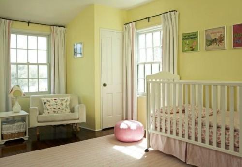 cómo decorar una nursery
