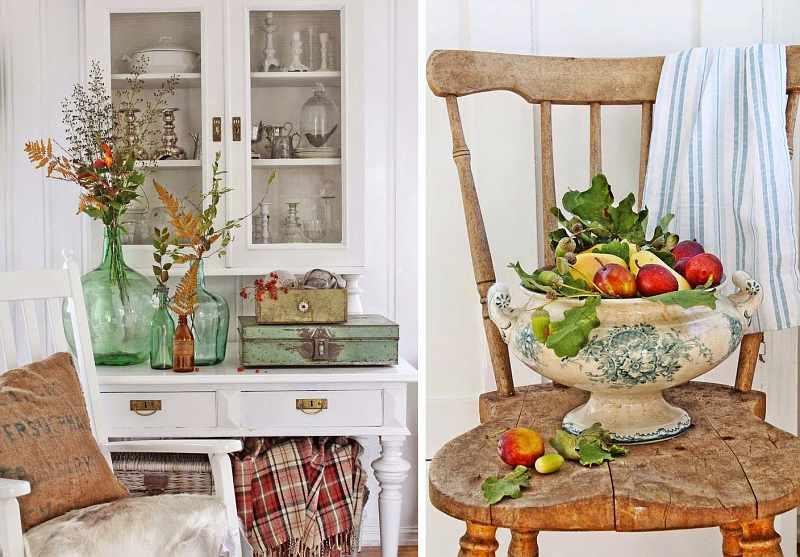 cómo decorar en otoño
