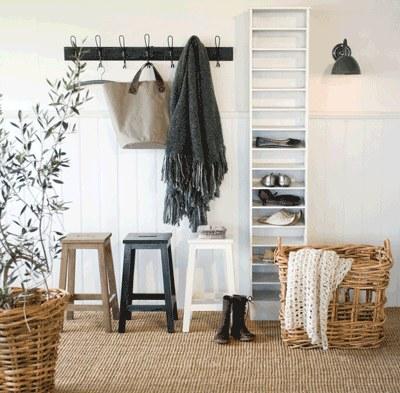 C mo decorar el recibidor en tres pasos decoracion in - Como decorar el recibidor de una casa ...