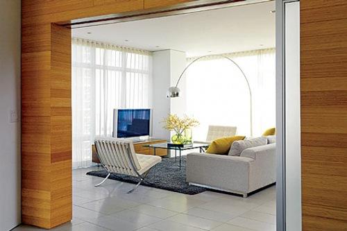 C mo elegir los muebles para un sal n minimalista - Muebles salon minimalista ...