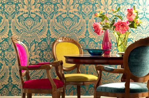 cómo usar el color en la decoración