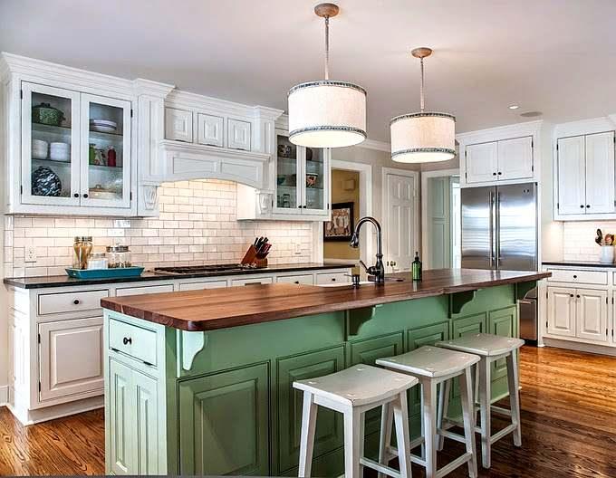 Ideas para dise ar una cocina pr ctica decoracion in for Cocina practica