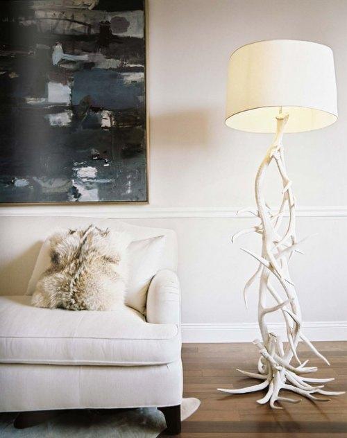creativas lámparas para casas contemporáneas