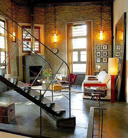 C mo decorar con un toque c lido ambientes de estilo for Ideas decoracion loft