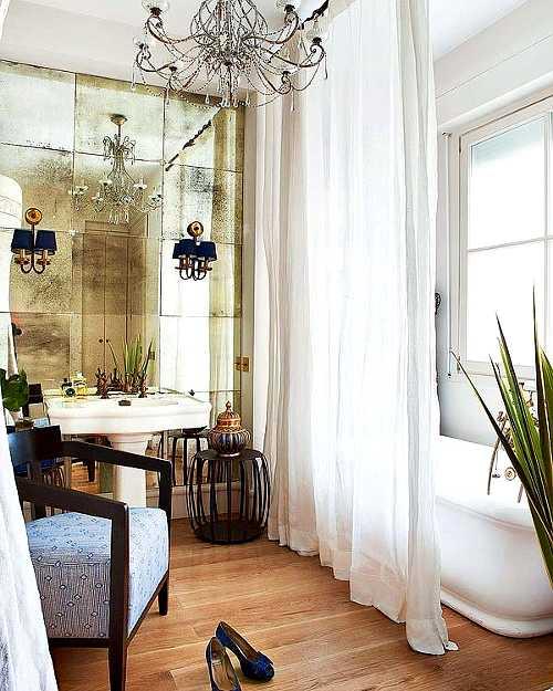 Baño Romantico Ideas:decoracion-bano-elegantejpg