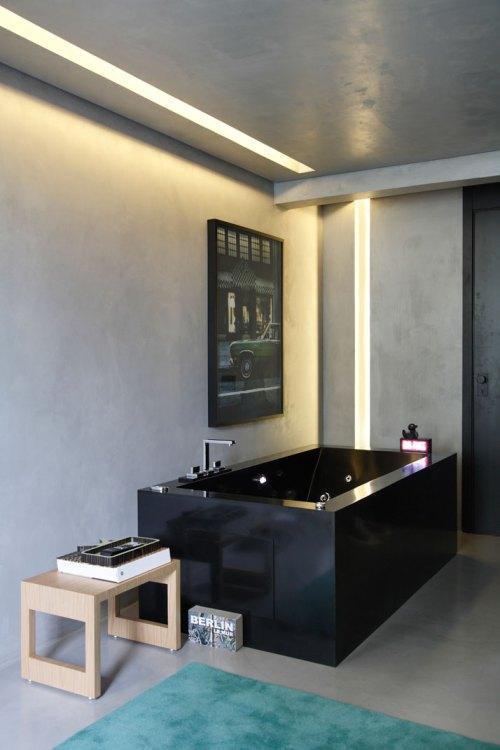 Decoracion Baño Minimalista:decoracion-bano-minimalista-masculino