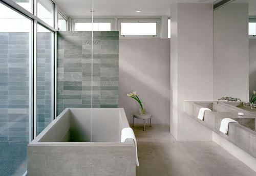 Ideas para decorar ba os modernos decoracion in for New bathroom designs 2015