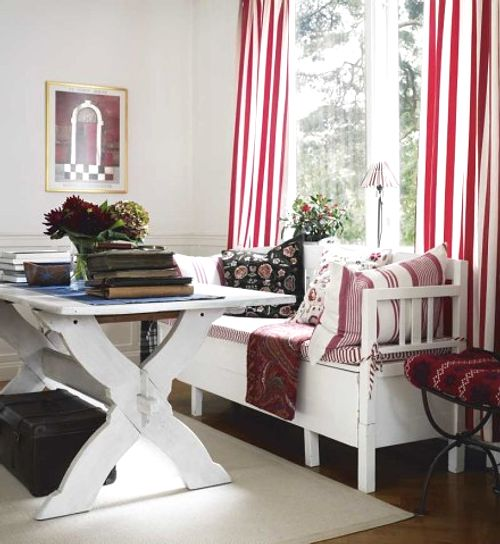 decoración con cojines para cada habitación del hogar