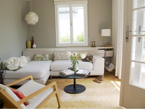 Decoraci n para la casa en colores neutros decoracion in - Colores interiores ...