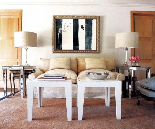 interiores con paleta neutra